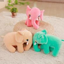 1 Pcs Kawaii Baby Elephant Plush Toys for Children Girl Boy Gift Stuffed Toy Adult Magic Kid Doll 25cm Birthday Gifts