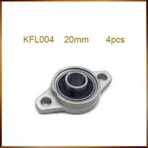 Image 1 - Bloc de roulement en alliage de zinc KFL004