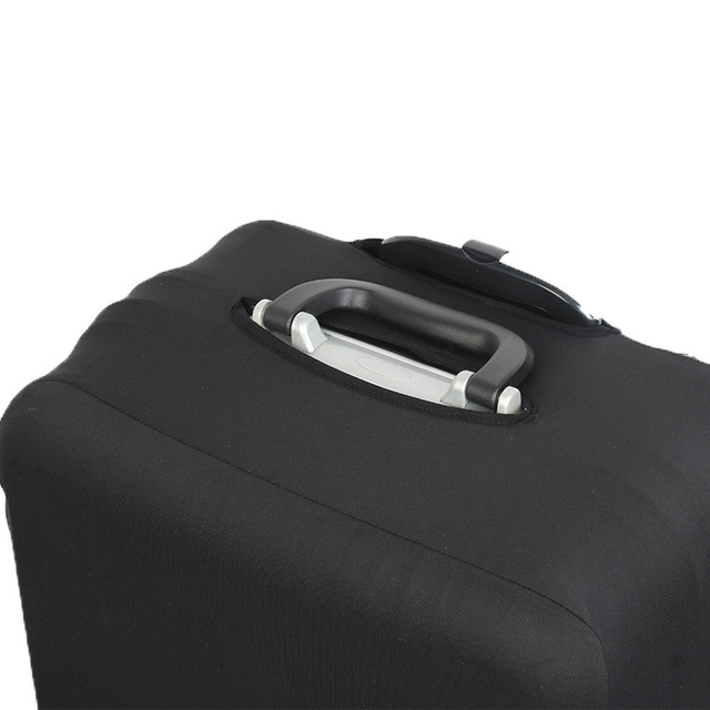 ODBIC Case Cover Thick Elastic Luggage Protective Cover Zipper Suit For 18-32 inch Trunk Case Travel Suitcase Covers Bags Luggage Covers