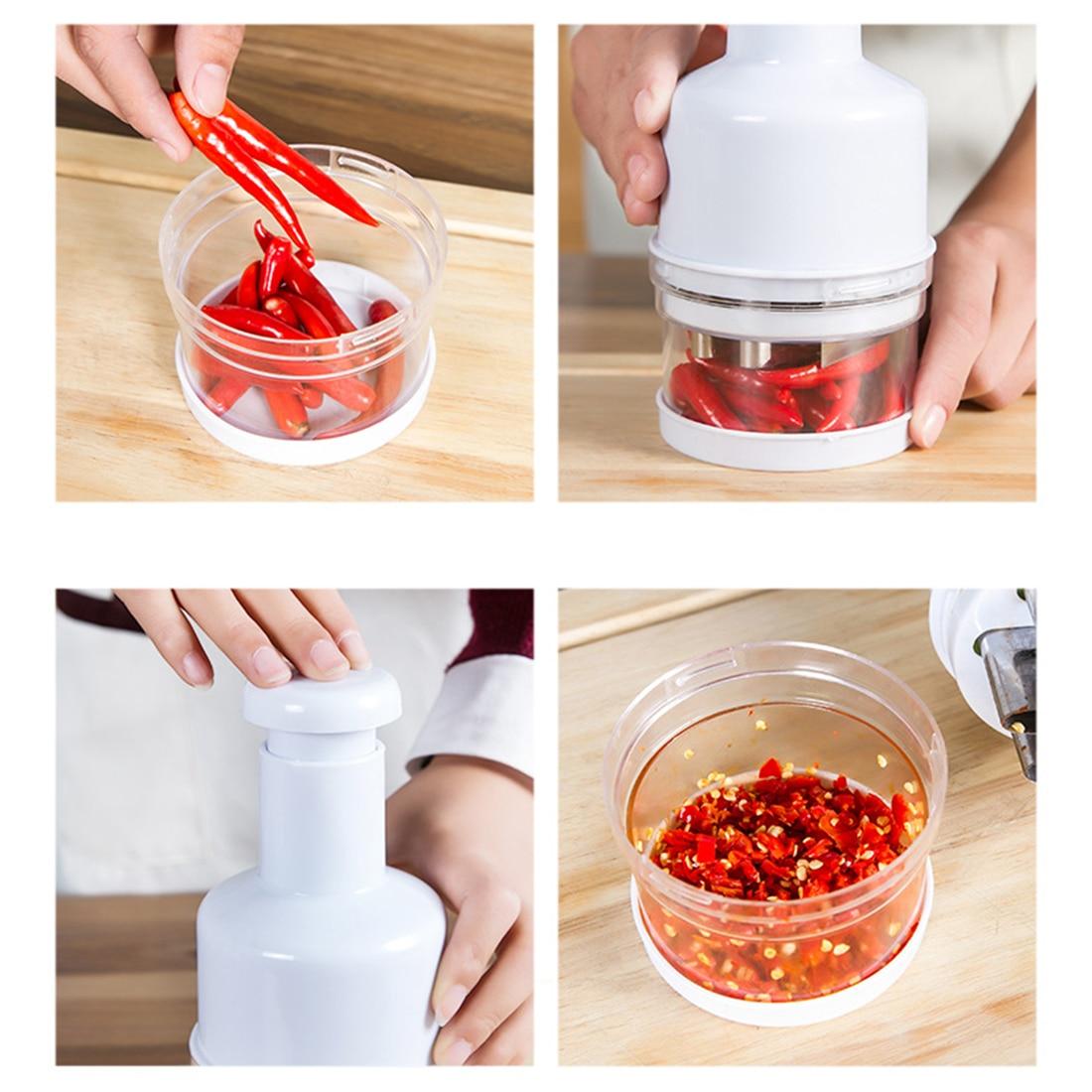 Multi-function shredder chopper cutting onions device mash the garlic vegetable shredder garlic presses kitchen gadgets tools