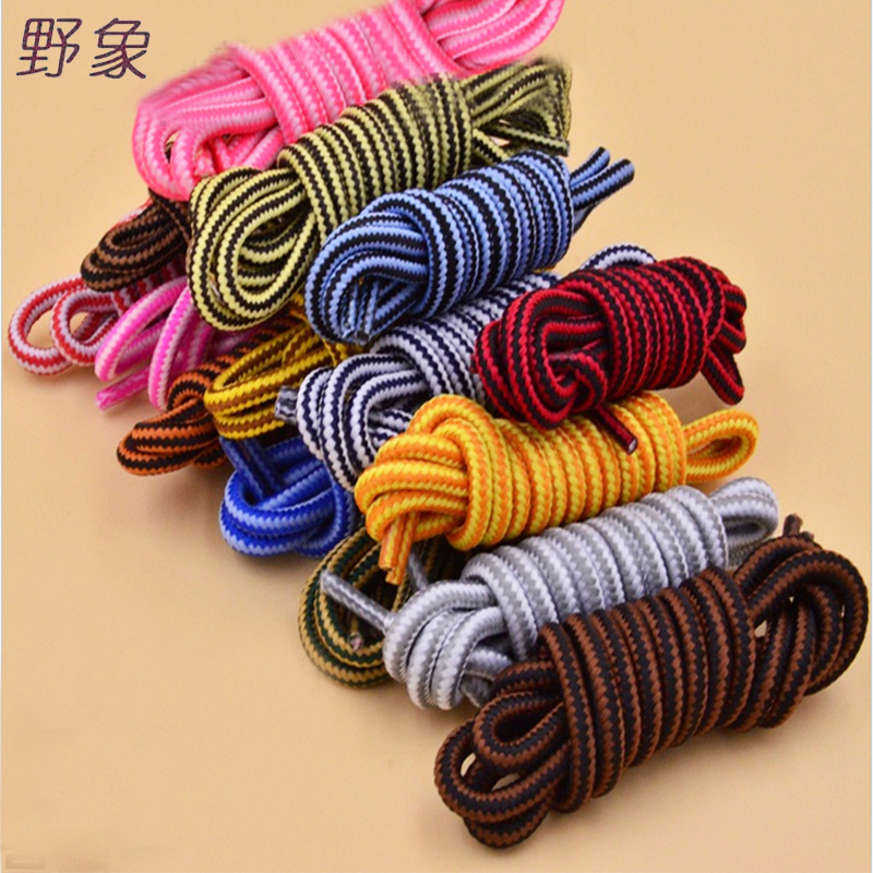 где купить 2018 new design slip outdoor sports hiking round rope shoe laces casual sneakers shoelaces skate boot shoe laces strings 120 cm по лучшей цене