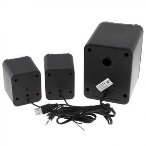 Image 5 - Bonks K2 altavoces Subwoofer con ajuste de bajos vigorosos y perilla de Control de volumen de frecuencia completa, color negro