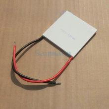 62x62x4.6mm 40A 16V 338W TEC1-12740 Thermoelectric Cooler Peltier Heatsink