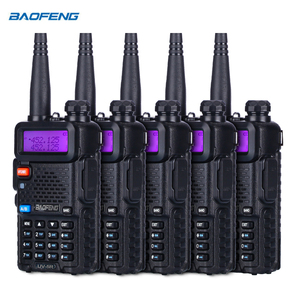 Image 3 - BaoFeng UV 5R Walkie Talkie Two Way Radio upgrade version baofeng uv5r 128CH 5W VHF UHF 136 174Mhz & 400 520Mhz
