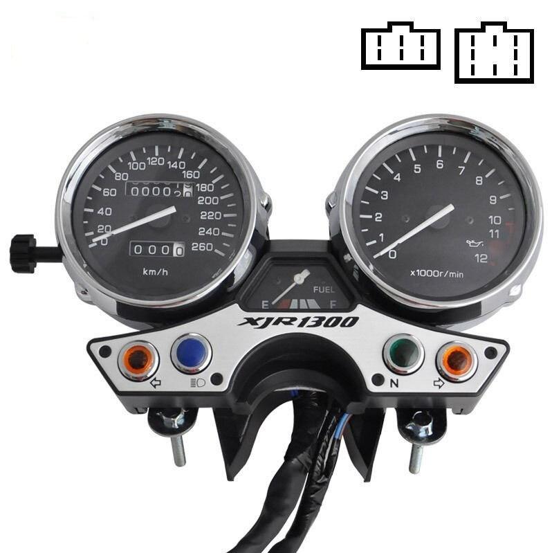 Комбинация приборов одометр тахометр спидометр подходит для Yamaha XJR1300 89 97 260 модель