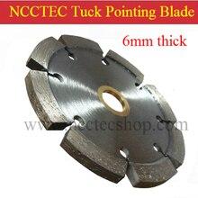4.4 ''алмаз tuck точки лезвия B044TP/110 мм бетонная стена живота, указывающие радиальный инструменты/3 5 6 7 10 мм толстые сегмента