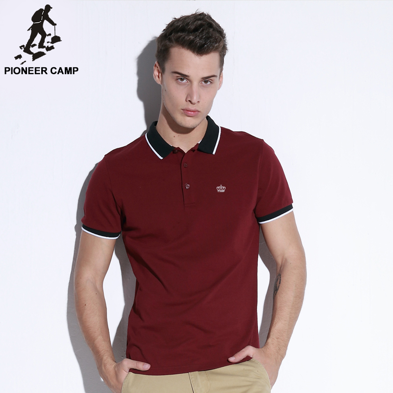 Aliexpress.com : Buy Pioneer Camp 2017 new fashion mens ...