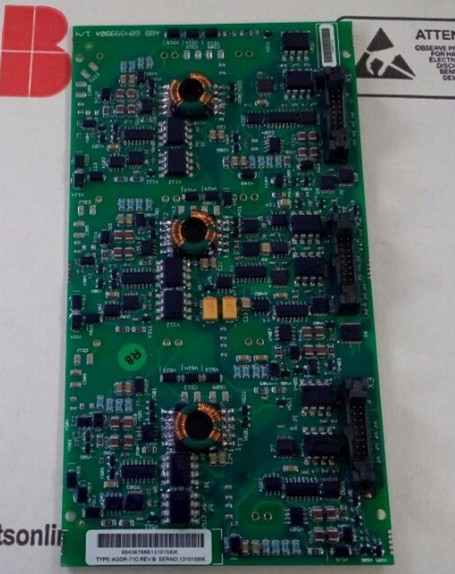 ACS800 series high-power inverter drive circuit board AGDR-71C/72C /76C/81