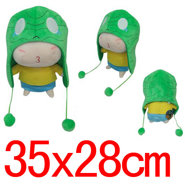 5pcs Cartoon Movie TV Rammus Game High Quality Amumuu Plush Cap Cosplay Fashion Greeen Warm Winter Hat