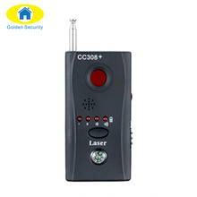 Golden Security Wireless Anti-spy Full Frequency Detector Laser Detector Compass for Personal Privacy Security GSM Camera Finder