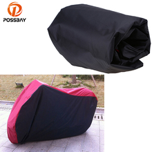 All Size Universal Motorcycle Bike Moped Scooter Cover Outdoor Waterproof Dustproof Anti UV Racing Motocross Covering
