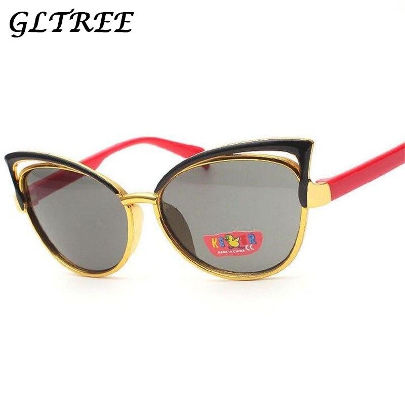 Boy's Glasses Gltree Cute Sunglasses Boys Girls Baby Infant Brand Square Sun Glasses 100% Uv400 Eyewear Child Red Glasses Oculos Eyewear G114