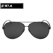 Aviator Sunglasses for Men with Original Packages Can be with Prescriptin Optical Myopia Lenses EXIA OPTICAL KD-8088 Series