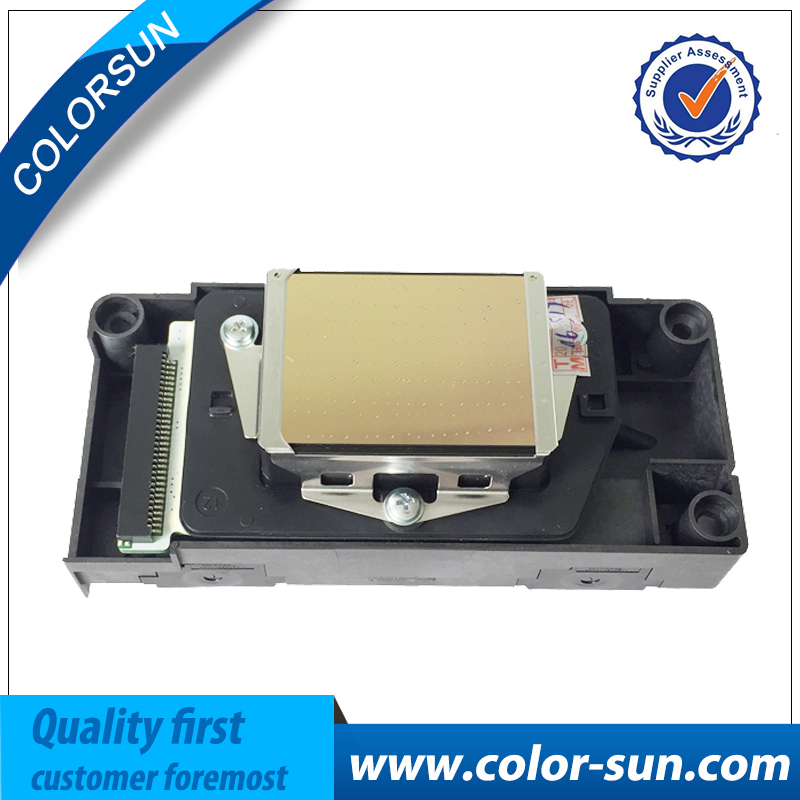 Original DX5 solvent based print head F186000 printhead Secondary Encryption for Epson R1900 R2000 R2880 R4880 R2400 printhead пальто короткое из шерстяного драпа
