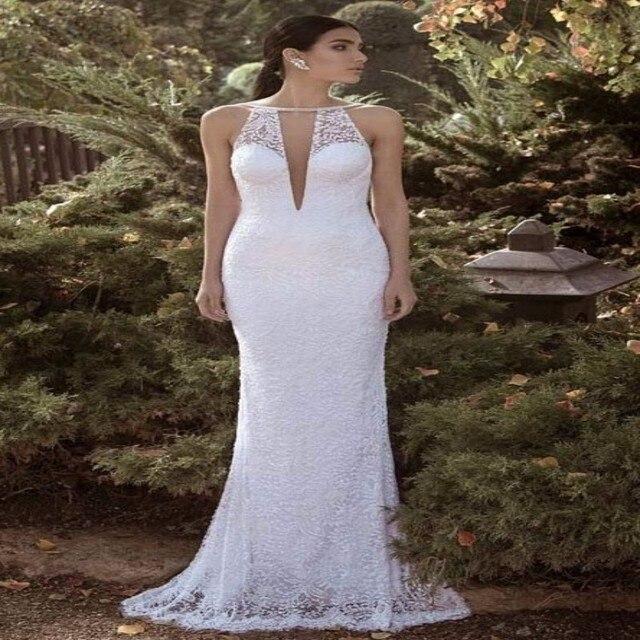 Favoloso Hippie vintage bohemian abito da sposa 2015 dea greca abiti da  WD81