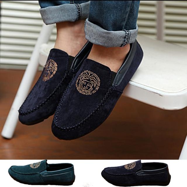 Aliexpress.com : Buy 2014 Men's Fashion Shoes Men Loafers Boat ...