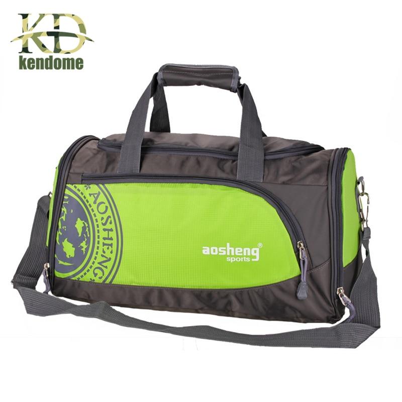 2018 Hot Selling Outdoor Sport Bag Professional Men And Women Fitness Shoulder Gym Bag Hot Training Female Yoga Duffel Bag