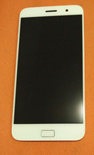 "Oude Originele Lcd scherm + Digitizer Touch Screen Glas + Frame voor ZUK Z1 Snapdragon 801 Quad Core 5.5"" FHD 1920x1080 Gratis Shippi"