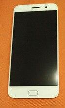 """Vecchio Display LCD Originale + Digitizer Touch Screen Vetro + Telaio per il ZUK Z1 Snapdragon 801 Quad Core 5.5"""" FHD 1920x1080 Shippi Libero"""