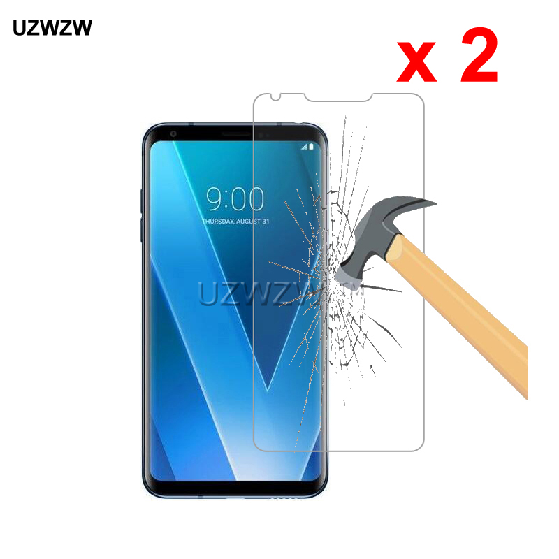 2pcs For <font><b>LG</b></font> <font><b>V30</b></font> H930 US998 6.0 inch 2.5D 9H Hardness Tempered Glass Protective Glass Film <font><b>Screen</b></font> <font><b>Protector</b></font> For <font><b>LG</b></font> <font><b>V30</b></font> Glass image