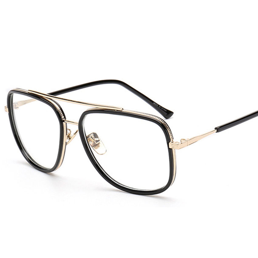 Fashion Top Quality eyeglasses frames For Women Men 2016 Brand Design Vintage Eyeglass Frame Optical Glasses MA033