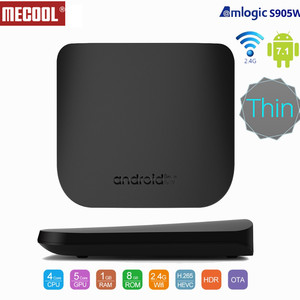 Mecool M8S PLUS W Amlogic S905W Android7