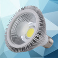Free Shipping  Durable Non-dimmable+Dimmable LED par38 led spotlight bulb 15W E27 base Par 38 led COB bulb 85-265V PW/WW On sale