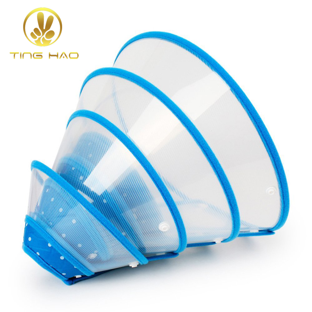 TINGHAO Puppy Pet Dog Cat Comfy Cone Neck Collar Anti-Bite Medical Recovery Protection Store 48