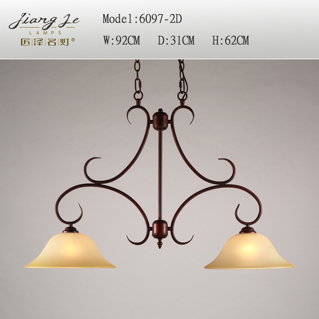 Classic american country style chandelier bar restaurant table classic american country style chandelier bar restaurant table american study cloakroom bedroom wrought iron chandelier aloadofball Images