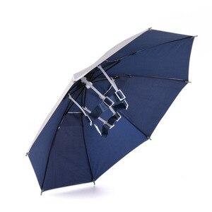 Foldable Head Umbrella Hat Ant