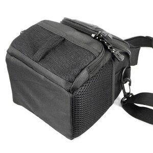 Image 4 - Saco Da Câmera Caso Bolsa de Ombro para YI wennew M1 com 12 40 milímetros 42.5 milímetros Lente Câmera Digital Mirrorless cobrir