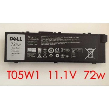 ФОТО New Genuine Original 7.6V 72Wh Built-in Battery for Dell precision 7710 M7710 MFKVP 1V0PP T05W1 Series 0FNY7 451-BBSE