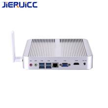 4K Mini PC Windows 10  Nuc Computer Barebone Mini PC I5 4200u i3 7100u,i5 7200u,i7 4500u Max 16G RAM 512G SSD  Windows 10