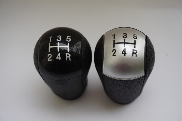 5 Speed Manual GEAR STICK SHIFT KNOB LEVER SHIFTER For Ford Focus