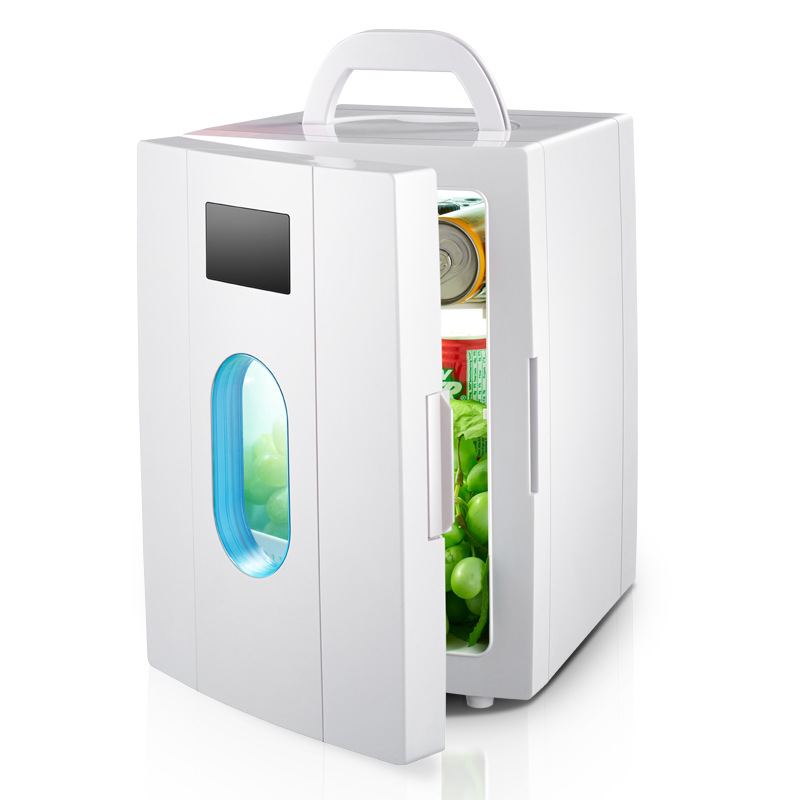 L Small Refrigerator Cooling Heating Function Cheap Portable Office Fridge Freezers Sale Compact 260 Degree In Refrigerators From Home