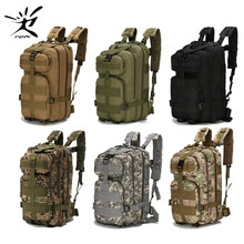 1000D Nylon Tactical Backpack Military Backpack Waterproof Army Rucksack Outdoor Sports Camping Hiking Fishing Hunting 28L Bag (China)