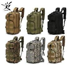 1000D нейлон 9 Цвета 28l Водонепроницаемый открытый Военная Униформа тактический рюкзак рюкзаки Спорт Кемпинг Пеший туризм походы Рыбалка Охота