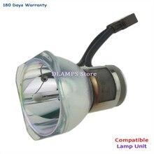 Alta Qualidade lâmpada Nua TLPLV7 lâmpada de Substituição para TOSHIBA TDP-S35 TDP-SC35 TDP-SC35U com garantia de 180 dias
