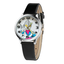 2018 милый мультфильм Бэтмен детские часы модные часы Супермен кварцевые часы желе дети часы мальчик девочка студент часы школы