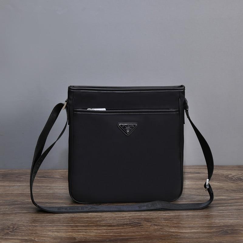 Pulapai satchel men s bag fashion single shoulder bag men s and women s universal leisure