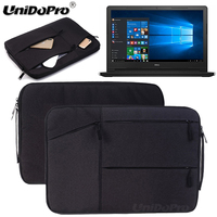 Unidopro Notebook Sleeve Briefcase For Dell Inspiron 15 6 Inch Full HD Touchscreen Laptop I5 6200U