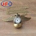 Гарри Поттер снитч кварцевые часы мужские часы студенты сферическая модель подарок небольшие крылья ZS004-1