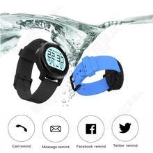 จัดส่งฟรี! F68กันน้ำบลูทูธสมาร์ทนาฬิกาข้อมือHeart Rate MonitorสำหรับA Ndroid IOS
