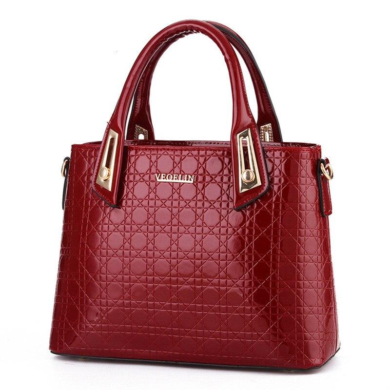 YINGPEI Women Bags Casual Tote Women PU Leather Handbags Fashion Shoulder Women Messenger Crossbody Famous Brands Designer Bag