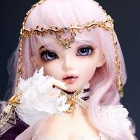 BJD Doll 1/4 Minifee Chloe Sarang Celine luts fairyline delf bluefairy littlemonica Joint toys sd elf Oueneifs Fairyland
