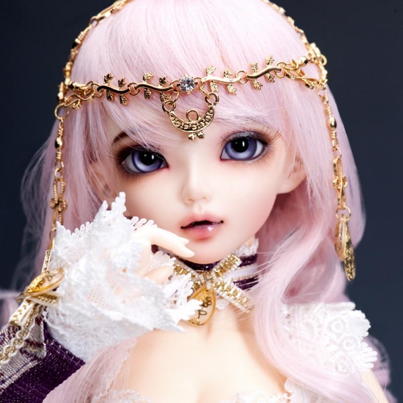 Poupée BJD 1/4 Minifee chloé Sarang Celine luts fairyline delf bluefairy littlimonica jouets articulés sd elf Oueneifs Fairyland