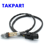 TAKPART Oxygen 02 Sensor Wideband 5 wire 0258017025 LSU4.9 For Ford Chevy Honda Toyota