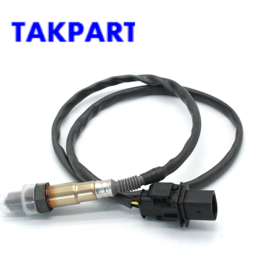 TAKPART oxygène 02 capteur large bande 5 fils 0258017025 LSU4.9 pour Ford Chevy Honda Toyota