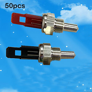 Image 1 - 50PCS Gas Heating Boiler Gas Water Heater Spare Parts 10K  NTC  Temperature Sensor Boiler For Water Heating Free Shipping