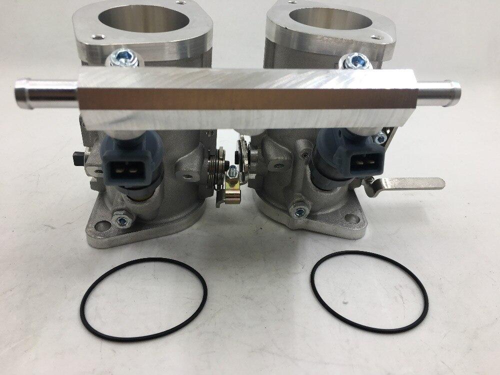 Os corpos do acelerador de sherryberg 42idf substituem o carburador carb do carburador de weber dellorto de 42mm sem injetores de 1600cc (ajuste) fajs